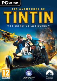 Jaquette de Les Aventures de Tintin : Le Secret de la Licorne PC