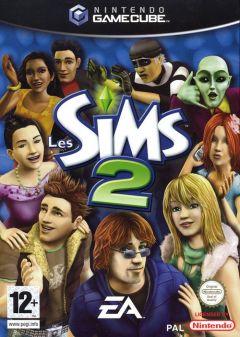 Jaquette de Les Sims 2 GameCube