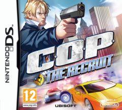 Jaquette de C.O.P. : The Recruit DS