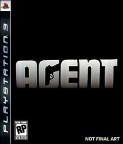 Jaquette de Agent PlayStation 3