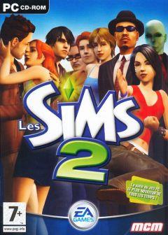 Jaquette de Les Sims 2 PC