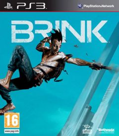 Jaquette de Brink PlayStation 3