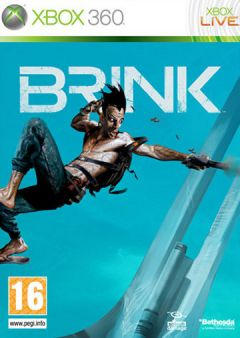 Jaquette de Brink Xbox 360