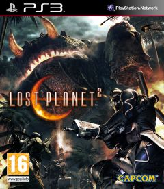 Jaquette de Lost Planet 2 PlayStation 3