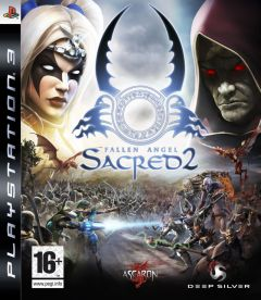Jaquette de Sacred 2 Fallen Angel PlayStation 3