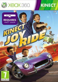 Jaquette de Kinect Joy Ride Xbox 360