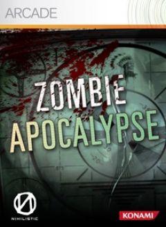 Jaquette de Zombie Apocalypse Xbox 360