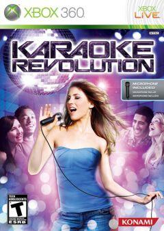 Jaquette de Karaoke Revolution Xbox 360