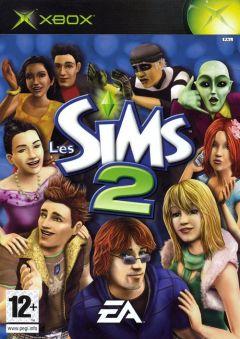 Jaquette de Les Sims 2 Xbox