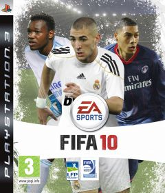Jaquette de FIFA 10 PlayStation 3