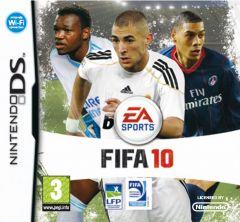 Jaquette de FIFA 10 DS