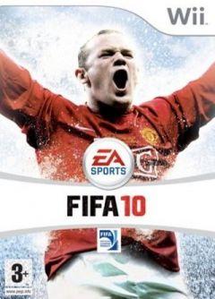 Jaquette de FIFA 10 Wii