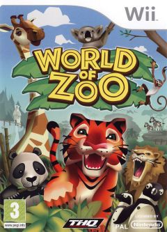 Jaquette de World of Zoo Wii