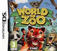 Jaquette de World of Zoo DS