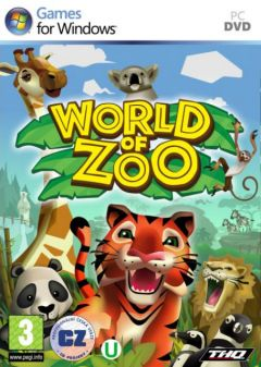 Jaquette de World of Zoo PC