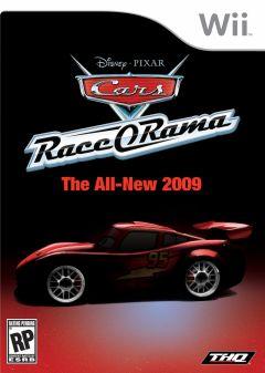 Jaquette de Cars Race-O-Rama Wii