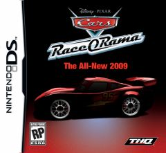 Jaquette de Cars Race-O-Rama DS