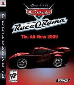 Jaquette de Cars Race-O-Rama PlayStation 3