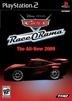 Jaquette de Cars Race-O-Rama PlayStation 2