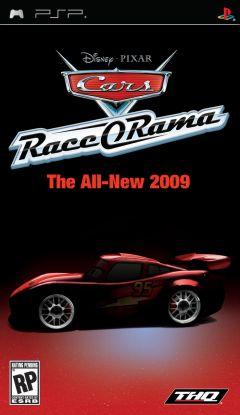 Jaquette de Cars Race-O-Rama PSP
