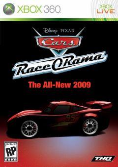 Jaquette de Cars Race-O-Rama Xbox 360