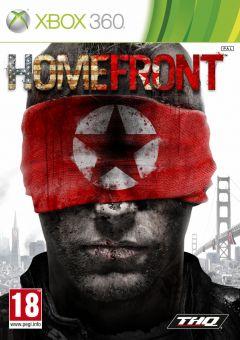 Jaquette de Homefront Xbox 360