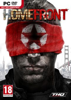 Jaquette de Homefront PC