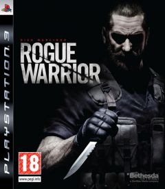 Jaquette de Rogue Warrior PlayStation 3