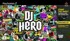 Jaquette de DJ Hero PlayStation 2