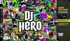 Jaquette de DJ Hero PlayStation 3