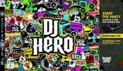 Jaquette de DJ Hero PlayStation 3