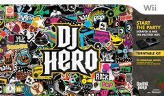 Jaquette de DJ Hero Wii