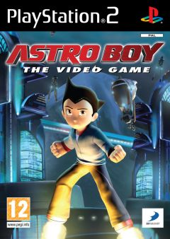 Jaquette de Astro Boy : The Video Game PlayStation 2