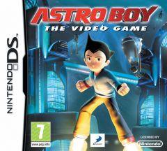Jaquette de Astro Boy : The Video Game DS