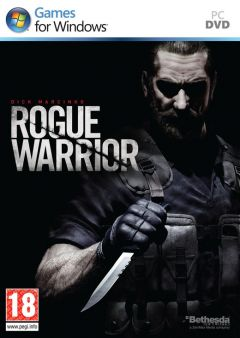 Jaquette de Rogue Warrior PC