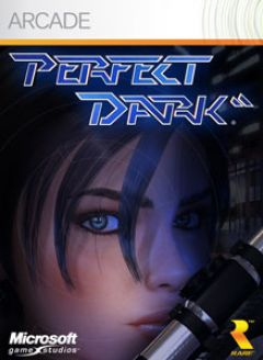 Jaquette de Perfect Dark Xbox 360