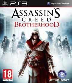 Jaquette de Assassin's Creed : Brotherhood PlayStation 3