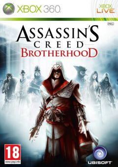 Jaquette de Assassin's Creed : Brotherhood Xbox 360