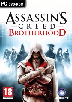 Jaquette de Assassin's Creed : Brotherhood PC