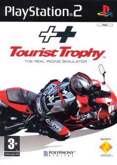 Jaquette de Tourist Trophy PlayStation 2