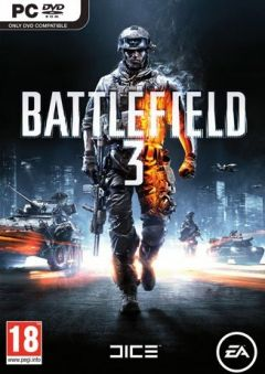 Jaquette de Battlefield 3 PC