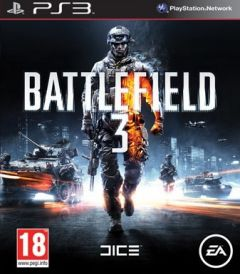 Jaquette de Battlefield 3 PlayStation 3