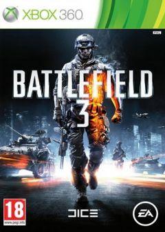 Jaquette de Battlefield 3 Xbox 360