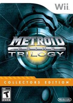 Jaquette de Metroid Prime Trilogy Wii