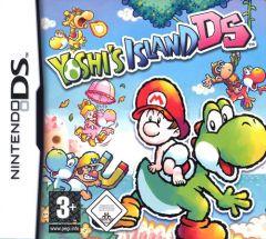 Jaquette de Yoshi's Island DS DS