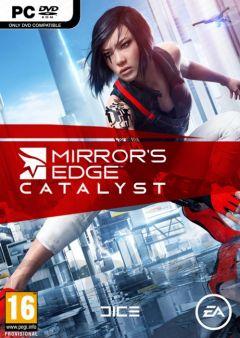 Jaquette de Mirror's Edge Catalyst PC