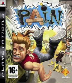 Jaquette de PAIN PlayStation 3