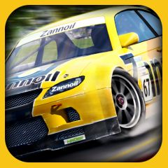 Jaquette de Real Racing iPhone, iPod Touch