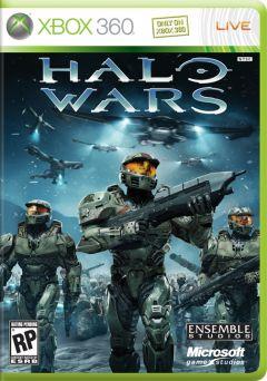 Jaquette de Halo Wars Xbox 360