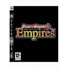 Jaquette de Dynasty Warriors 6 Empires PlayStation 3